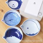 ショッピング鉢 波佐見焼 tori鉢 4個セット 木箱入り 取皿 取鉢( 食器 かわいい とり 鳥 皿 雑貨 通販 )