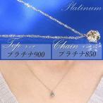 TBS公式松屋銀座 プラチナ0.5カラット ダイヤペンダント