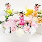 【disney_y】ディズニーの結婚祝いフラワープレゼント