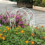 鉢にも飾れる ガーデニング ミニトレリス アーチ