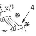 ニスモ フロントアッパーリンク サードリンク側 フェアレディZ Z32 品番: 54545-RS580 送料区分【その1】