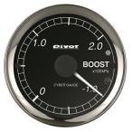 Pivot(ピボット) CYBER GAUGE ブースト計 センサータイプ 品番:CSB