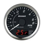 Pivot(ピボット) DUAL GAUGE PRO タコメーター トヨタ ハイブリッド車用 品番:DPT-HT