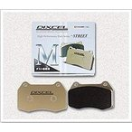 DIXCEL ディクセル Mタイプ フロント左右セット クライスラー グランドボイジャー RG33L/RG33LA 01〜 [ブレーキパッド] M1911693