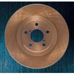 GLANZ(グラン) 輸入車用ハードブレーキローター[リア] プジョー 307 T5NFU 02/6〜 ハッチバック 1.6 (MT) [ブレーキローター] 211120