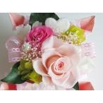 プリザーブドフラワー ギフト 誕生日 プレゼント 誕生祝い お祝い BOX ボックス アレンジ ブリザーブド バースデー ケース入り ピンク