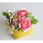 Yahoo!花雑貨 Hanakoプリザーブドフラワー ギフト 敬老の日 プレゼント 誕生祝い お祝い BOX ボックス アレンジ ブリザーブド バースデー ケース入り ピンク