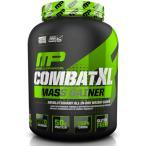 【期間限定コンバットクランチ1本付き】【送料無料】Muscle Pharm コンバットXL マスゲイナープロテイン チョコレート味 2.72kg