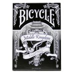 BICYCLE(バイシクル) Middle Kingdom ポーカーサイズ 黒 東急ハンズ