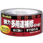 3M スコッチ 強力多用途補修テープ DUCT−09 グレー│ガムテープ・粘着テープ ビニールテープ 東急ハンズ