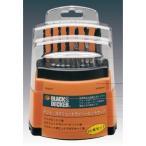 ブラック&デッカー(BLACK&DECKER) ドリルビットセット 15095 23P│電動切削工具 ドリルビット 東急ハンズ