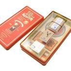 【東急ハンズ】トラベラーズノート ミニ 10周年缶セット 茶