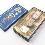【東急ハンズ】トラベラーズノート ミニ 10周年缶セット キャメル
