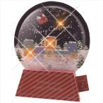 【ポイント10倍】【東急ハンズ】【クリスマス】学研 スノードームミュージック X14804 サンタ