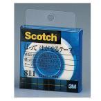 3M スコッチ はってはがせるテープ 811−1−12C 12mm│ガムテープ・粘着テープ 透明テープ 東急ハンズ