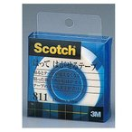 3M スコッチ はってはがせるテープ 811−1−18C 18mm│ガムテープ・粘着テープ 透明テープ 東急ハンズ