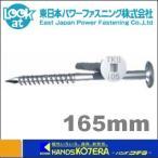 【タナカ】東日本パワーファスニング タルキックII TK5X165II ビス長さ165mm 対応垂木高さ〜120.0mm 100本入 AA5T26