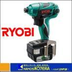 【RYOBI リョービ】 プロ用品 充電インパクトドライバー(14.4V) BID-143  締め付け能力:小ねじM4〜M8