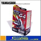 【YAMASHIN ヤマシン】山真製鋸 石膏ボードアンカー G4-60 60本入り1箱