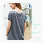 HQ-LOP (エイチキューロップ)  スムースメッシュデザイン衿Tシャツ