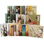 韓国昔話 ネバーランド 昔話絵本セット(全30巻 朗読CD付き)