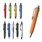 トンボ鉛筆0.7mmボールペン エアプレス ノック加圧式