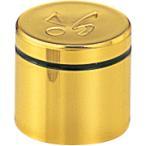 シャチハタ ネームペンTWIN専用印面キャップ(ゴールド) 印鑑付きボールペン ナース