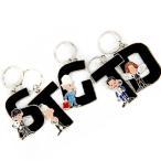 【送料無料】【代引不可】 ★BIG SALE★ BIGBANG (ビッグバン) 2015 MADE 公式 グッズ - ART TOY KEYRING [メンバー別5種] キーリング キーホルダー (2015 BIGBA