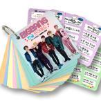 【送料無料・速達・代引不可】 BIGBANG (ビッグバン) グッズ - 韓国語 単語 カード セット (Korean Word Card) [63ピース] 7cm x 8cm SIZE