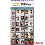 【送料無料・速達・代引不可】 SHINee (シャイニー) 記念 切手 シール ステッカー (Celebrate Stamp Sticker) [29ピース] グッズ