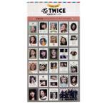 【送料無料・速達・代引不可】 TWICE 記念 切手 シール ステッカー (Celebrate Stamp Sticker) [29ピース] グッズ