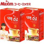 東西食品 Maxim マキシム オリジナル コーヒーミックス スティック 200包