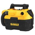 デウォルト (DEWALT) 18V乾湿両用コードレス集塵機 DCV580M1 釘、おが屑、水、切粉、コンクリート屑吸引可能  4.0Ahバッテリー×1個 充電器付