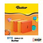 [特典付き・2次予約] BTS 防弾少年団 バンタン Butter バター (ランダム発送)