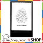 Wanna One ワナワン 2018年 ロッテリア 卓上 カレンダー(韓国版)
