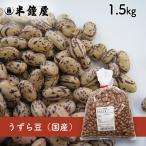 うずら豆(国産)1.5kg