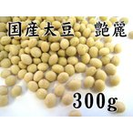 国産大豆 300g(富山県産 艶麗 えんれい)