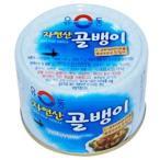 ユドン 自然産つぶ貝 140g■韓国食品■韓国料理/韓国食
