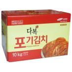 【韓国食品・キムチ】多福 キムチ 10kg〔クール便選択〕