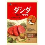 CJ【牛肉味】ダシダ1kg【日本語版】 『¥1,058(税込)⇒¥755(税込)』
