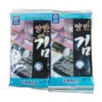 【両班/ヤンバン】 お弁当海苔(カットノリ)8切*8枚*8袋