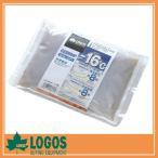 LOGOS ロゴス 氷点下パックGT-16℃・ソフト900g/保冷剤 クーラーボックス バーベキュー BBQ ピクニック