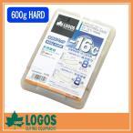 LOGOS ロゴス 氷点下パックGT-16℃・ハード600g/保冷剤 クーラーボックス バーベキュー BBQ ピクニック