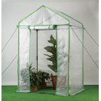 ビニール温室 ワイド / ビニールハウス フラワースタンド 大型温室
