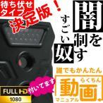 防犯カメラ 屋外 ワイヤレス セット SDカード 無線 電池式 監視 赤外線 車上荒し 人感センサーセキュリティ 動体検知 無人撮影