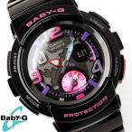 Baby-G 腕時計 レディース  カシオ CASIO ベビージー デジアナ ビーチ・トラベラー・シリーズ BGA-190-1B