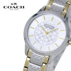 ショッピングコーチ コーチ COACH レディース 腕時計 クラシックシグネチャー シルバー 14501610