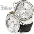 disney_y 腕時計 ディズニー Disney ミッキーマウス 革ベルト ユニセックス