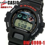 カシオ CASIO Gショック ジーショック メンズ 腕時計 6900 DW-6900-1