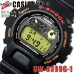 カシオ CASIO Gショック ジーショック メンズ 腕時計 6900 DW-6900G-1